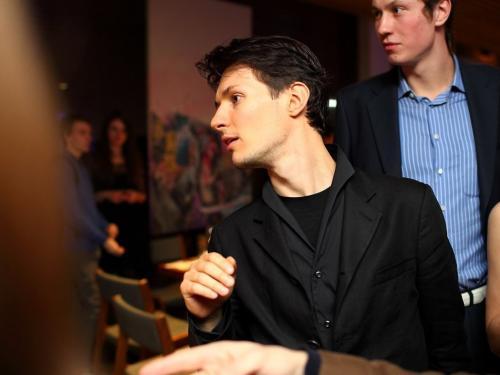 Павел Дуров отчитался перед властями США о привлечении средств на развитие Telegram и блокчейн-платформы TON